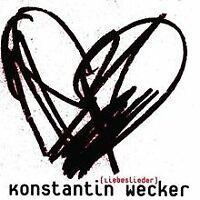 Liebeslieder von Wecker,Konstantin   CD   Zustand gut