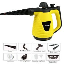Belaco HandHeld Multipurpose Steam Cleaner, 1050W with Steamer & Accessories