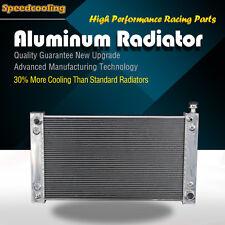 622 Aluminum Radiator For Chevy GMC C K Series Suburban 4.3 V6 5.0 5.7 V8 1988-