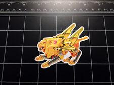 Transformers G1 Steeljaw box art vinyl decal sticker Autobot toy 1980's 80s