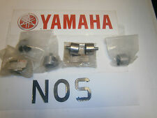 YAMAHA XJ650T - (SECA-TURBO) FRAME REAR WHEEL DAMPERS (6PCS)