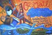 Ozomatli Fillmore Poster State Radio Sal Santana Crown City Rocker Original F738