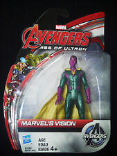 MARVEL'S VISION NEW SEALED 3.75 FIGURE HASBRO AVENGERS AGE OF ULTRON ALL STAR