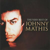 JOHNNY MATHIS - The very best of - CD album