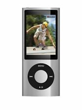 Apple iPod Nano 5th Gen with Camera 8GB Silver Model A1320