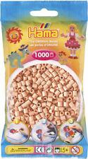 Hama 1000 Midi Bügelperlen 207-26 Hautfarbe Ø 5 mm Perlen Steckperlen Beads