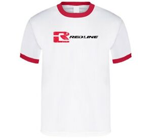 Redline Bmx  Bike Manufacturer Cool Outdoor Gift Worn Look T Shirt