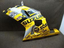 02 2002 SUZUKI GSXR600 GSX R 600 GSXR 600 FAIRING, SIDE COWL, LEFT #GG25