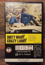 Dirty Mary and Crazy Larry Beta Tape