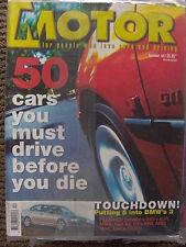 Australian Motor Magazine December 1997