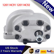 New Hydraulic Pump 120114c91 120114c92 Fits International 1066 966 766 1086 1466
