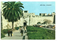 Jerusalem: Jaffa Gate. Israel, Palestine Rare Picture Postcard