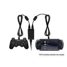 Official Sony Playstation 3 Power Charge AC Adaptor & 2X USB to USB Mini Cables