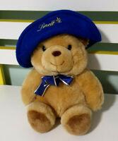 Canterbury Lindt Teddy Bear with Hat Soft Plush Toy 21cm Tall!
