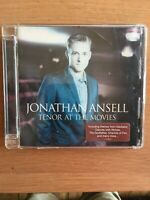 Tenor at the Movies by Jonathan Ansell (CD, Feb-2008, Universal Classics)