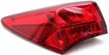 OEM Acura TLX Left Driver Side LED Tail Light Water Spots