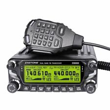 Zastone D9000 Dual Band Mobile Transceiver PRE TARIFF PRICE Limited Stock