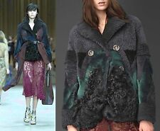 SALE! $9,000 RUNWAY Burberry Prorsum 8 10 42 Sheep Shearling Jacket Coat Women