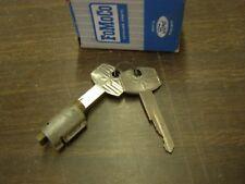 NOS OEM Ford 1959 Lincoln Ignition Lock Cylinder + Keys Continental Premiere
