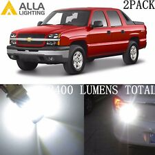 Alla Lighting 6000K 39-LED Back-up Reverse Light 3157K White Bulb Lamp for Chevy