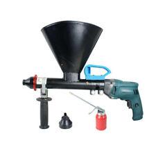 220-380V Electric Mortar Cement Wall Grouting DIY Applicator Gun Kit Portable SH