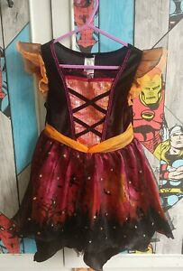 Girls Halloween Witches Dress 2-3yrs F&F Worn once Spooky witch dress