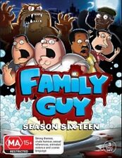 Family Guy : Season 16 : NEW DVD