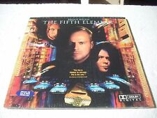 THE FIFTH ELEMENT   2LD / dolby digital AC-3 laserdisc usa