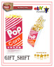 Gold Medal Popcorn Bags, 1 oz. (1,000 ct.) FREE SHIPPING