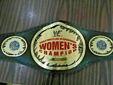 WWF WOMEN CHAMPIONSHIP BELT ADULT SIZE