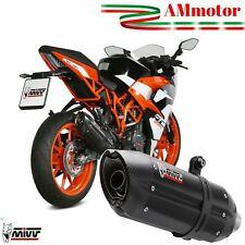 Auspuff Mivv Ktm 125 Duke 2017 Suono Black Motorrad Exhaust KT019L9