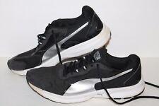PUMA Descendat V3 Running Shoes, #188165-05, Black/Silver, Mens US Size 10.5