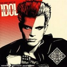 BILLY IDOL - THE VERY BEST OF. IDOLIZE YOURSELF -CD+DVD