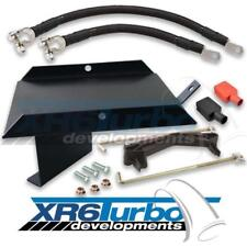 XR6 TURBO DEVELOPMENTS FORD FALCON FG F6 FPV G6E BATTERY TRAY RELOCATION KIT