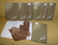 Vintage HANES Nylon Stockings Sheer BARELY THERE Size 91/2 M 3 Pr In Box