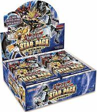 Yu-Gi-Oh TCG Star Pack VRAINS Sealed Booster Box of 50 Packs - SP18 -Trickstar