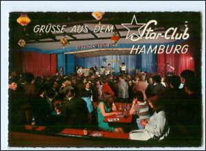 XX13901/ Hamburg St. Pauli Star-Club  Pretty Things 1966