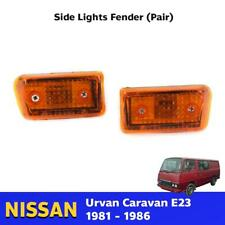 LH+RH Side Lights Fender Fits Nissan Homy Urvan Datsun E23 Caravan 1981-1986 New