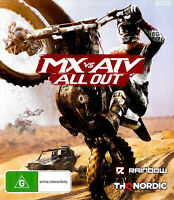 MX vs ATV All Out Xbox One Game - Disc Like New