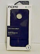 Incipio NGP Rugged Polymer Case Black Moto Z2 Force Edition