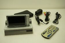 Archos 604 30GB WIFI Digital Media MP3 player Docking Station Remote Bundle XLNT