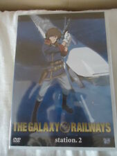 // NEUF The galaxy railways  Voyage 1 DVD 2 – Episodes 6 à 9 no ALBATOR