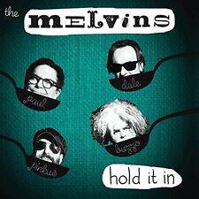 Melvins - Hold It In [CD]