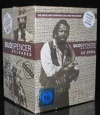 DVD BUD SPENCER RELOADED - 10 DISC BOX-SET - DER DICKE - BANANA JOE u.a. * NEU *