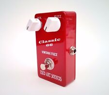 "UAS Classic 66 ""Vintage Fuzz Pedal"" Germanium Fuzz Face. Hand wired in Australia"