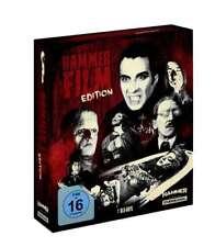 Hammer Film Edition - 7 Blu Ray Box - FSK 16
