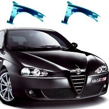 Alfa Romeo 147 04-10 vorne Kotflügel rechts links in Wunschfarbe lackiert, neu