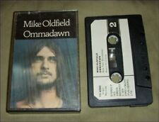 MIKE OLDFIELD Ommadawn CASSETTE ALBUM 1975 Virgin TCV 2043 orig paper labels