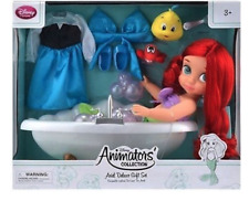 "Disney 16"" ANIMATOR'S DOLL Deluxe Gift Set - ARIEL TODDLER / THE LITTLE MERMAID"