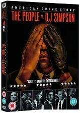 THE PEOPLE v O.J. SIMPSON 2016: OJ American Crime Story  TV Series R2 DVD not US